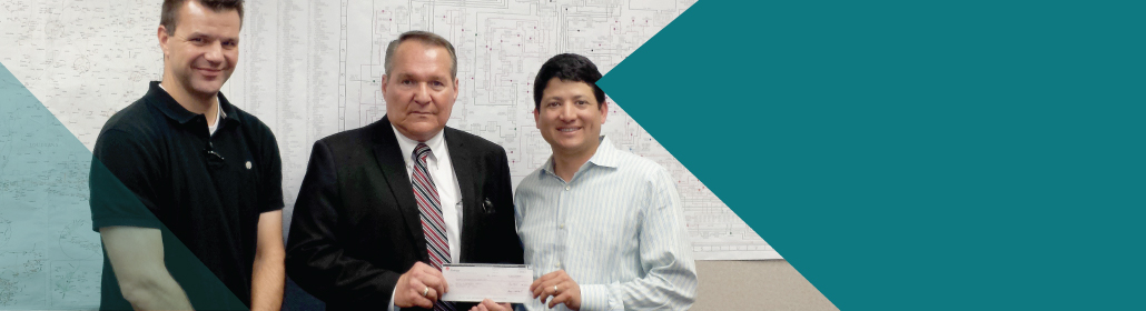 Entergy Demonstrates Support Through Generous Gift